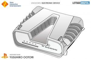 playstation 5 brevetto