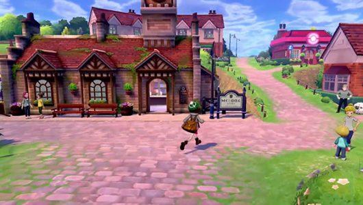 pokémon scudo gamescom