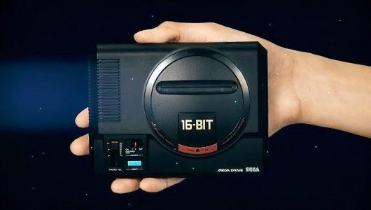 sega mega drive mini disponibile