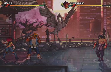 streets of rage 4 gameplay
