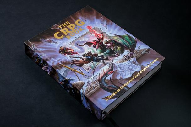 Antica Libreria TGM The CRPG Book 01