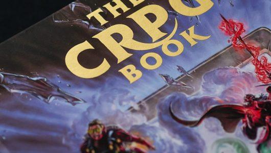 Antica Libreria TGM The CRPG Book libri videogiochi