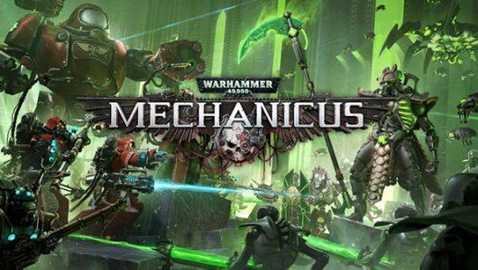 warhammer 40.000 mechanicus console