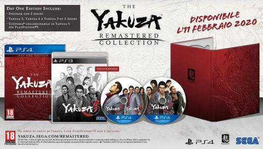 yakuza remastered collection gamescom
