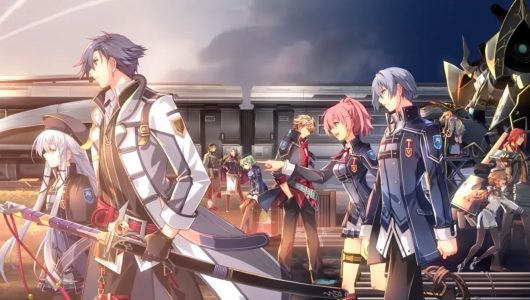 trails of cold steel iii story trailer