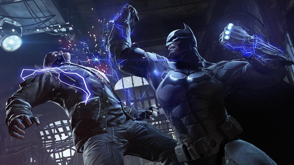 Batman WB Games Montreal