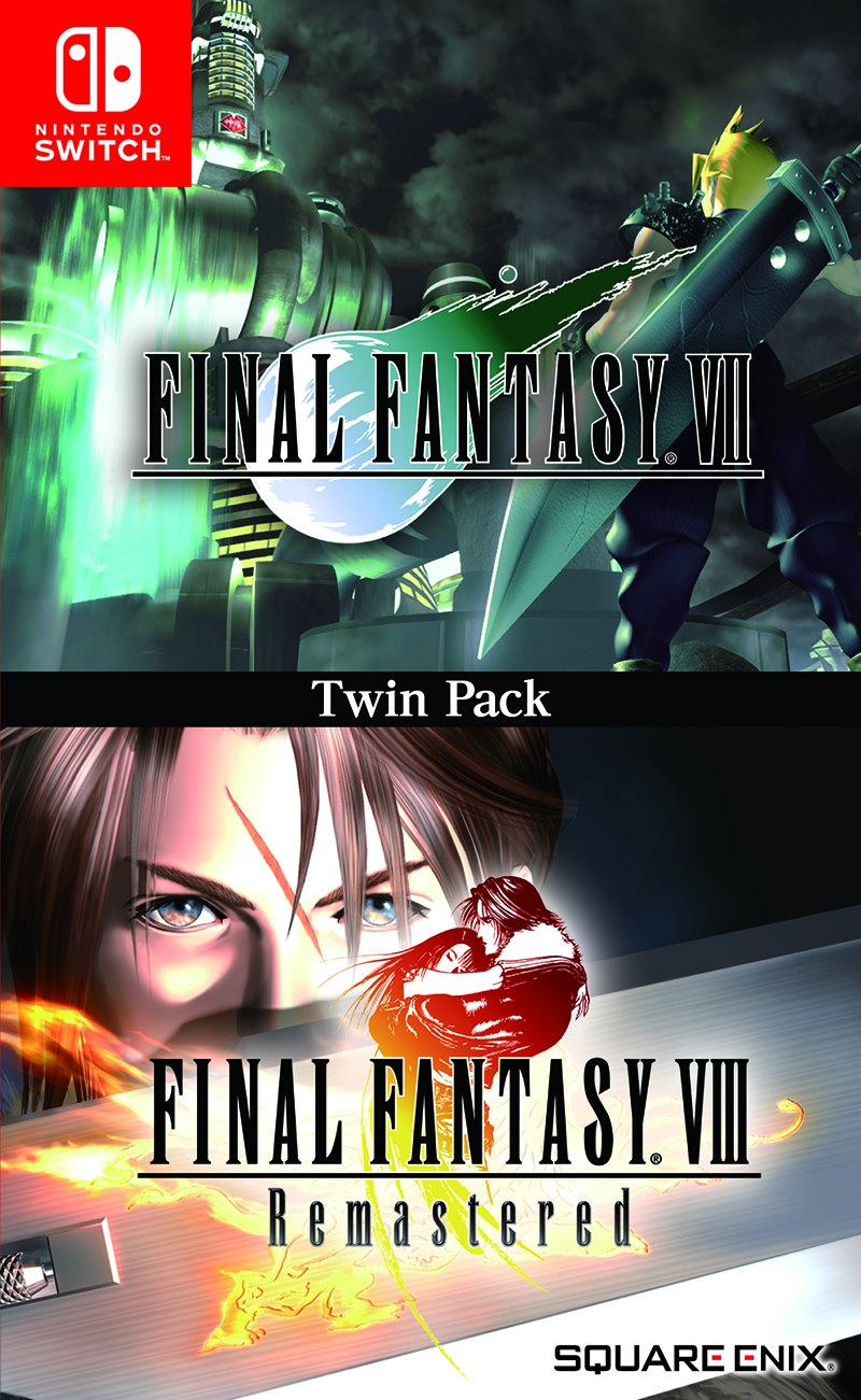 ff 7 twin pack switch