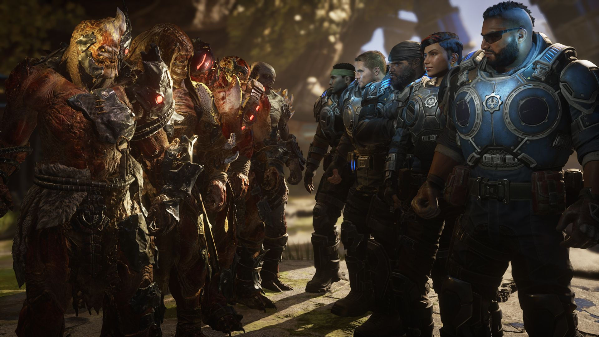 gears 5 recensione