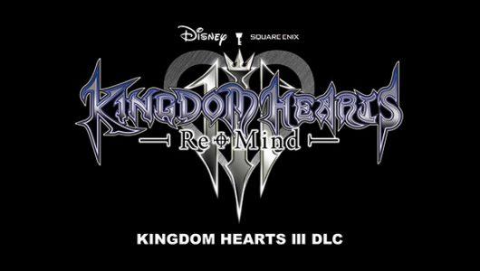 kingdom hearts 3 re:mind trailer