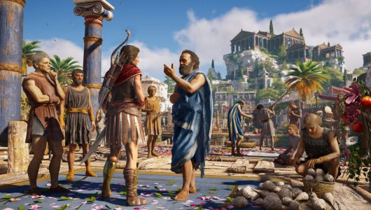 assassin's creed odyssey discovery tour