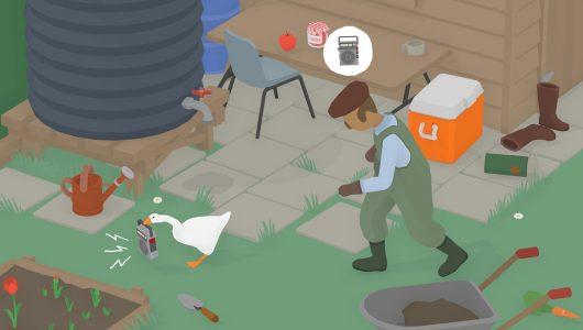 untitled goose game vendite
