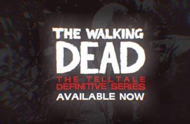 Walking Dead Telltale Definitive Series