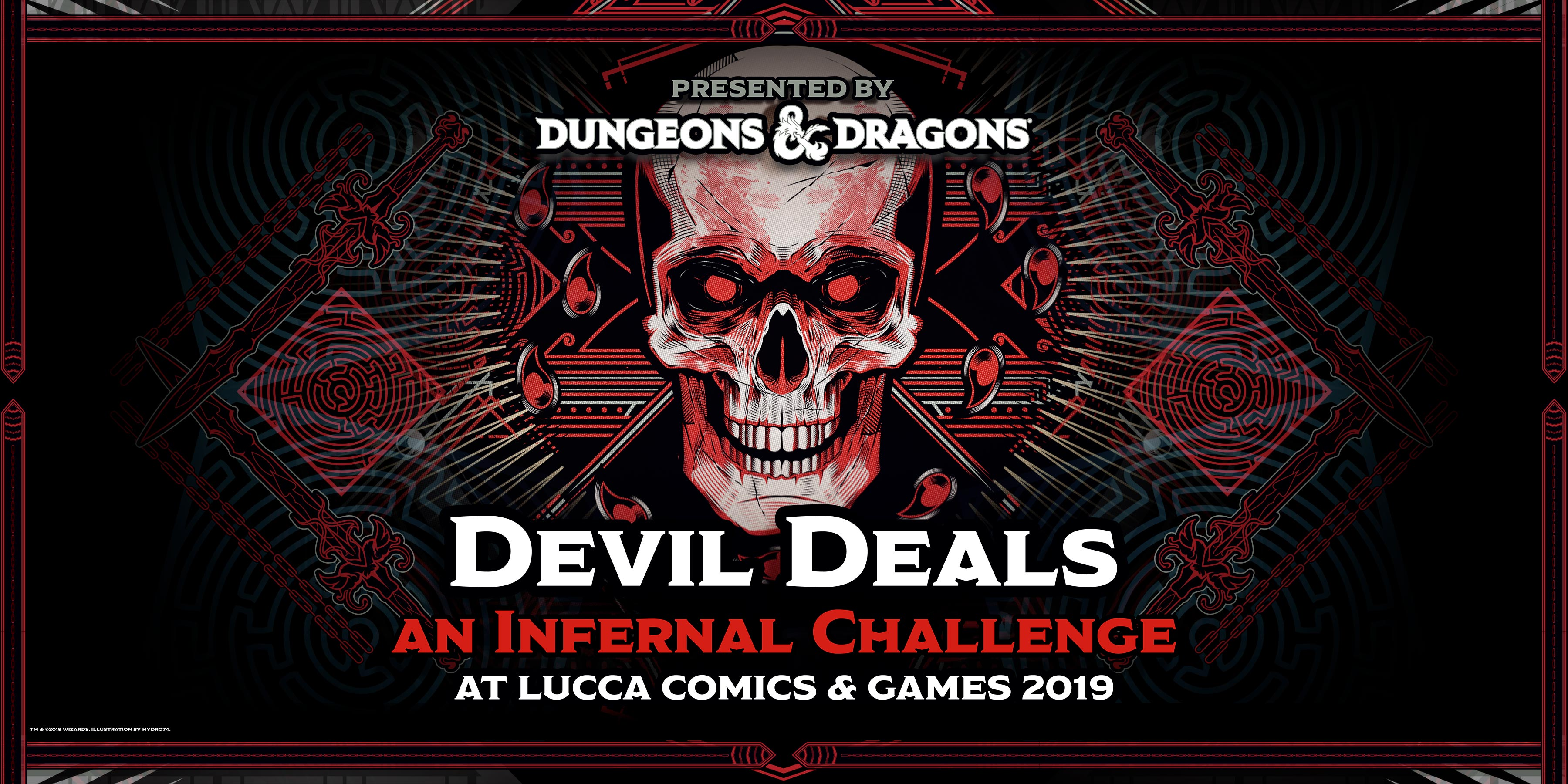 dungeons & dragons lucca comics