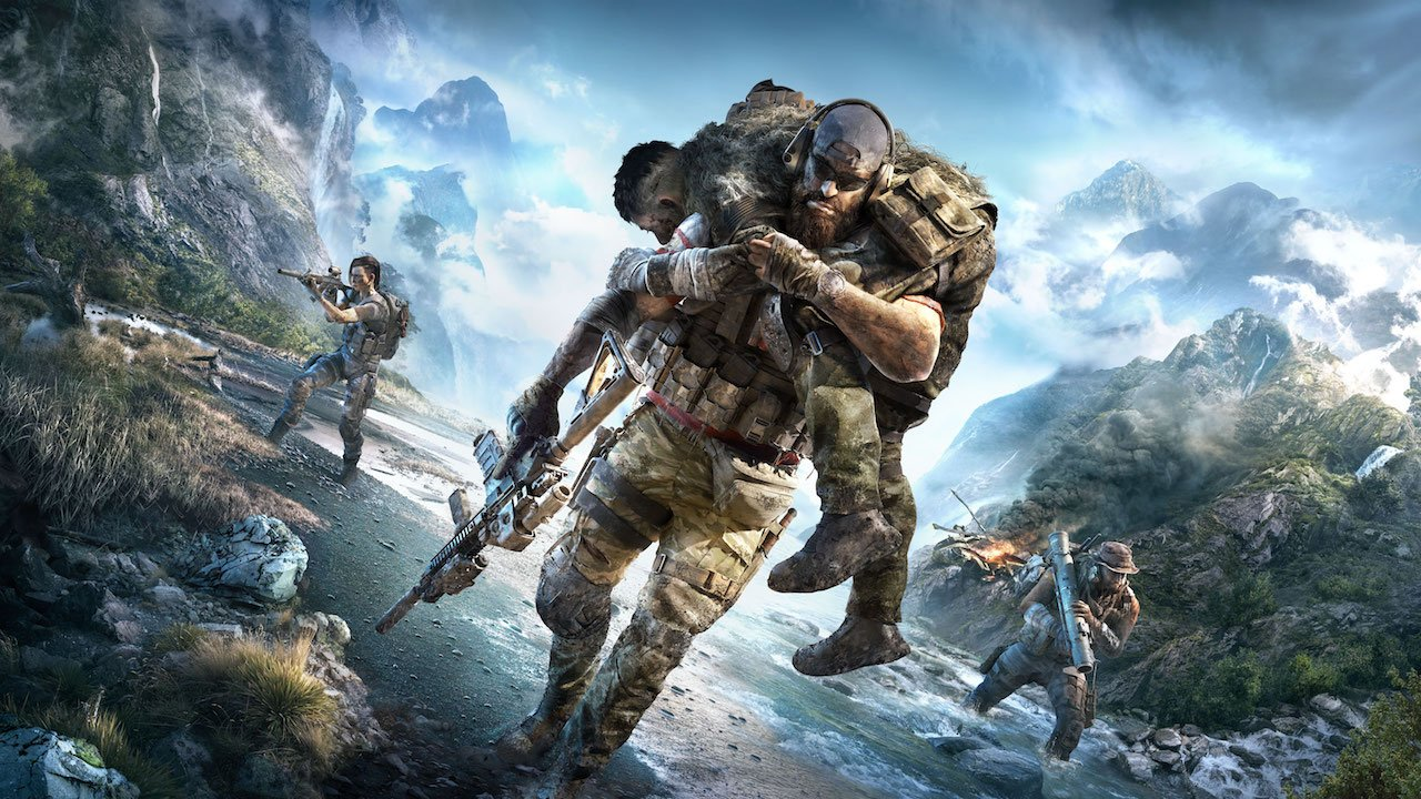 Ghost recon breakpoint ubisoft