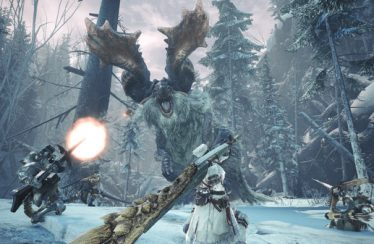 monster hunter world iceborn pc uscita