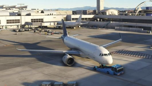 Microsoft Flight Simulator closed beta
