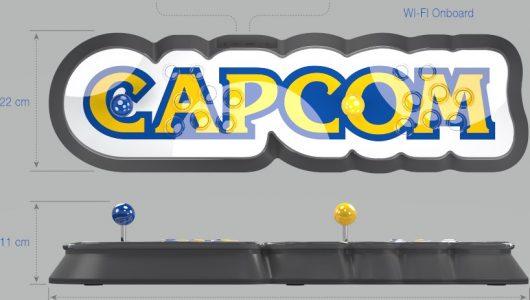 capcom home arcade recensione