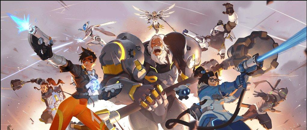 Overwatch 2 artwork