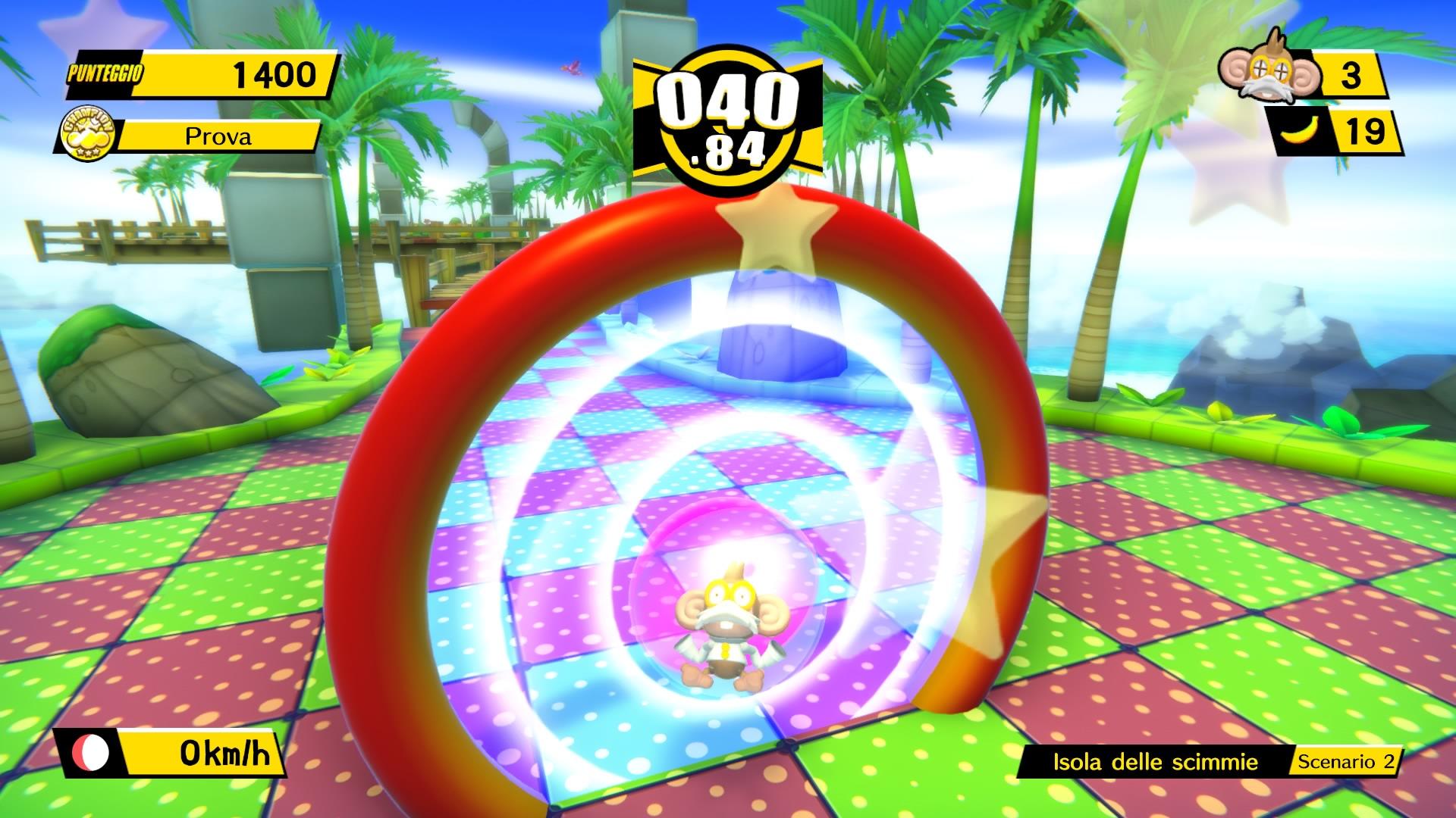 Super Monkey Ball recensione