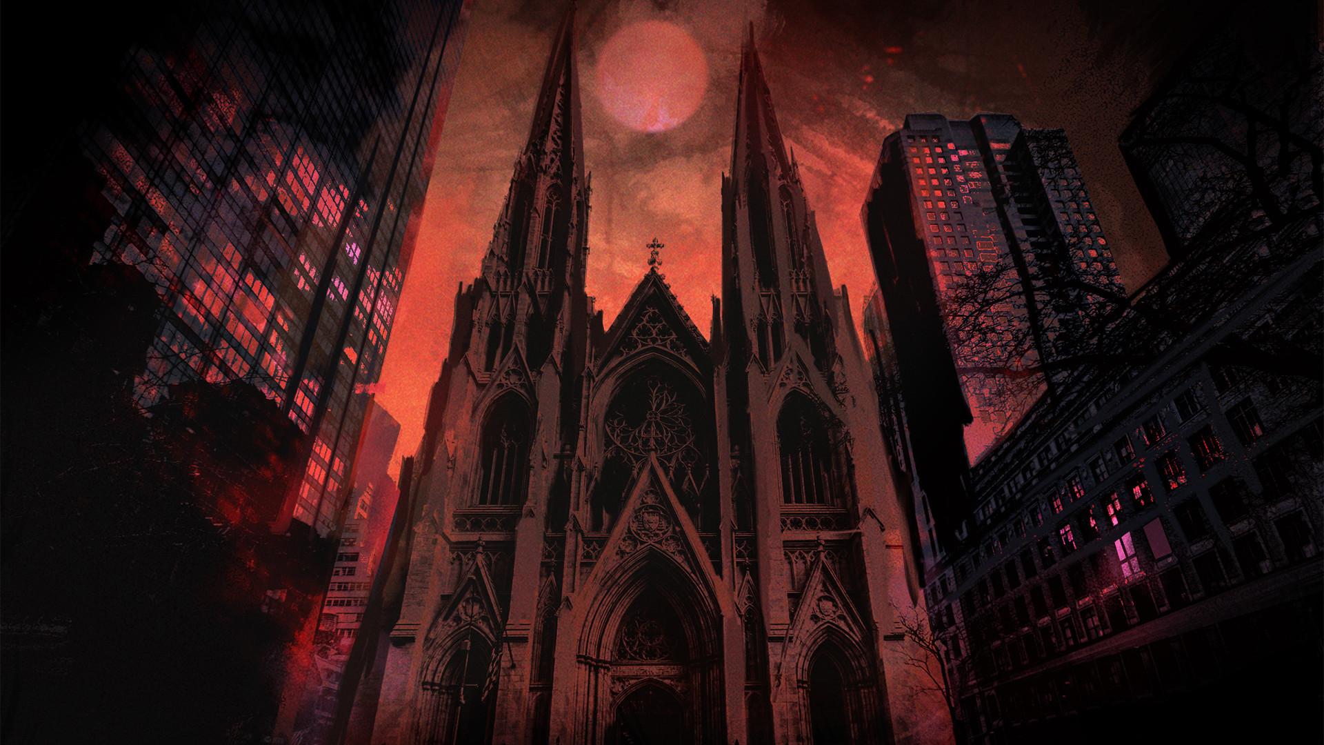 Vampire The Masquerade Coteries of New York uscita