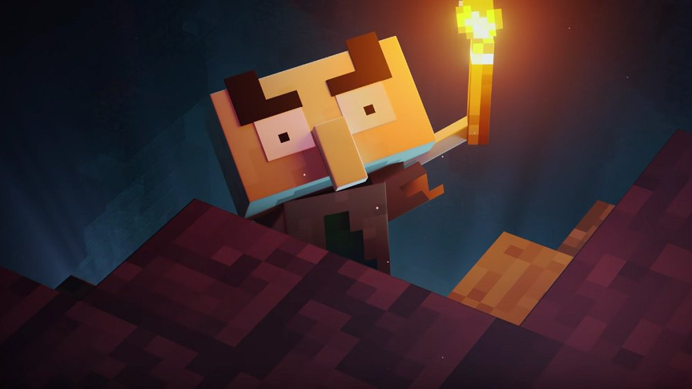 minecraft dungeons closed beta