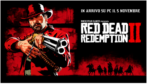 red dead redemption 2 pc preordine