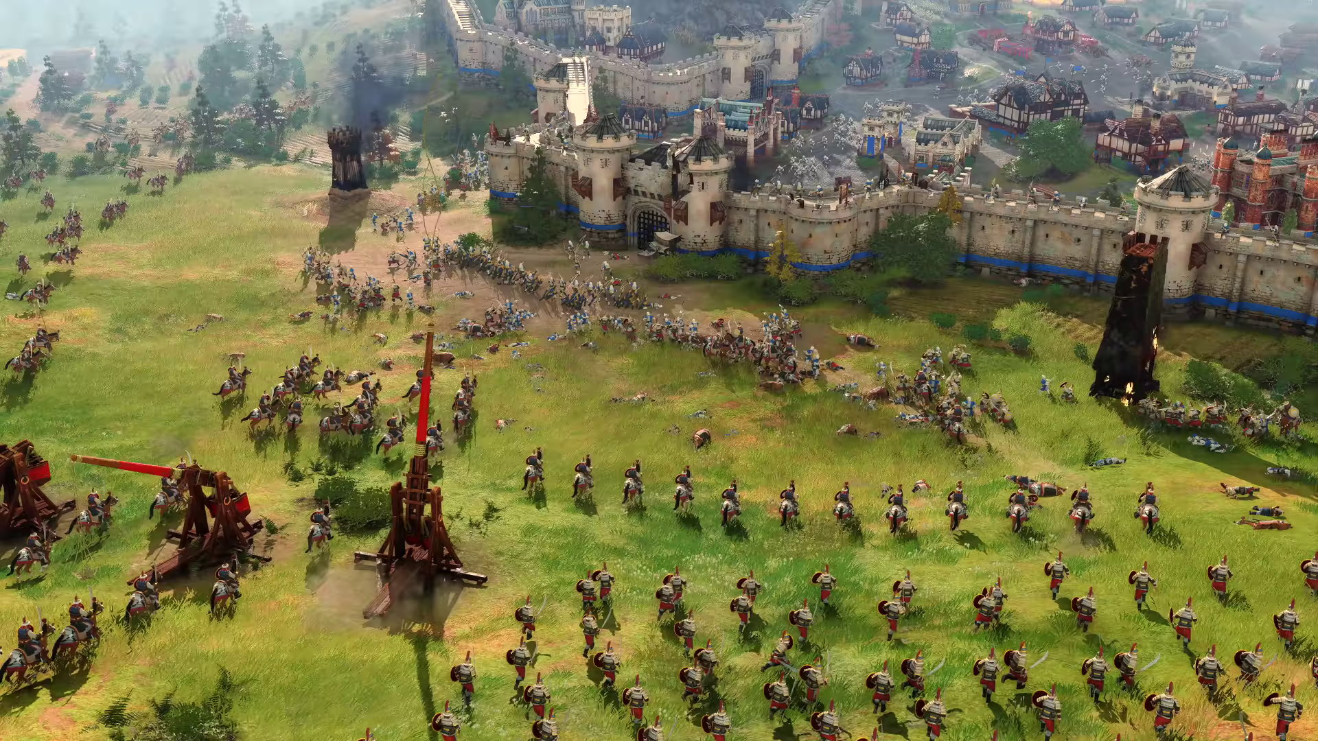 Age of empires 4 console