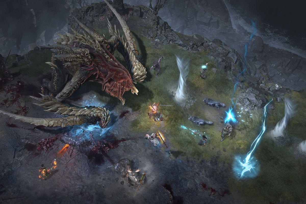 Diablo 4 cross play
