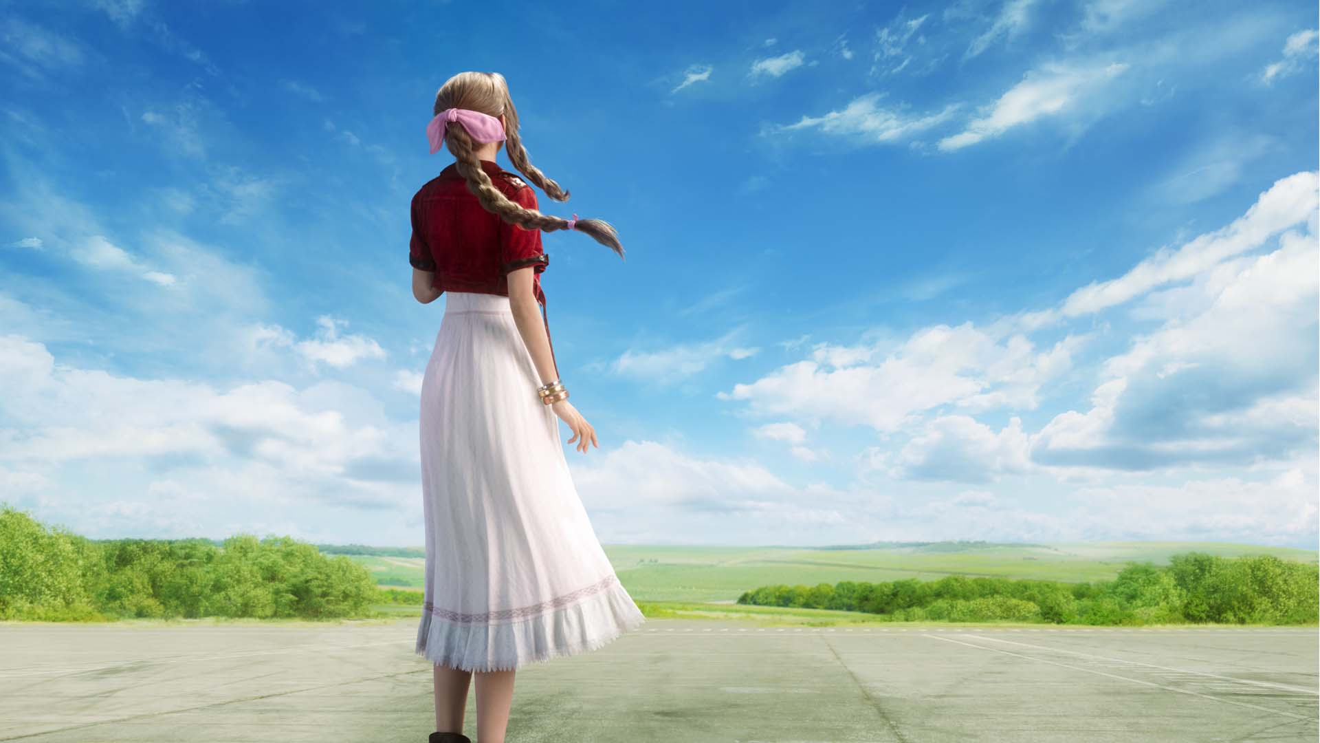 Final Fantasy VII Remake parte 2