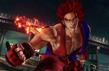 Samurai shodown kazuki