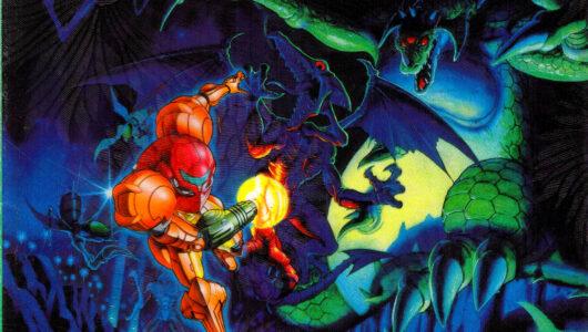 Super Metroid Remake