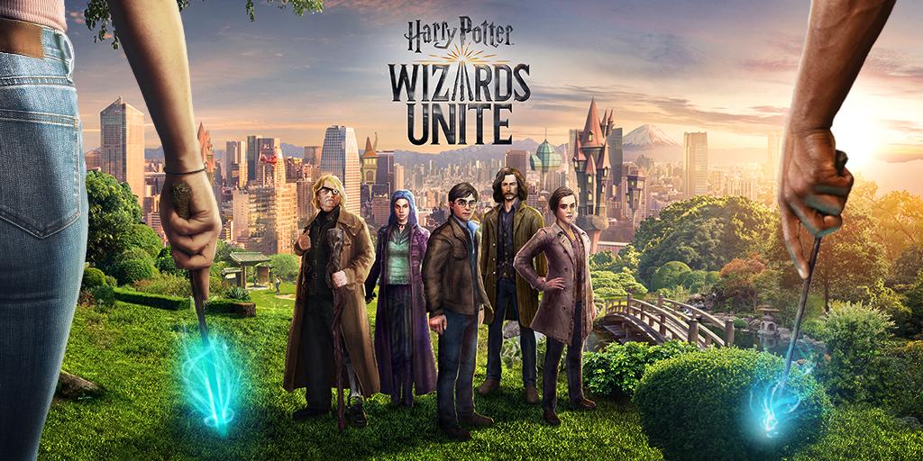 harry potter wizards unite novembre 2019