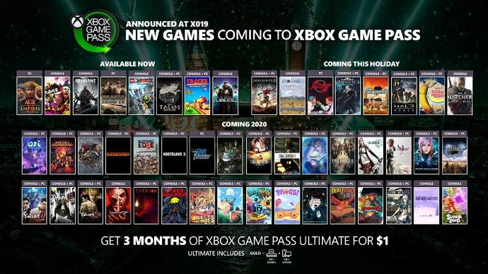 xbox game pass final fantasy