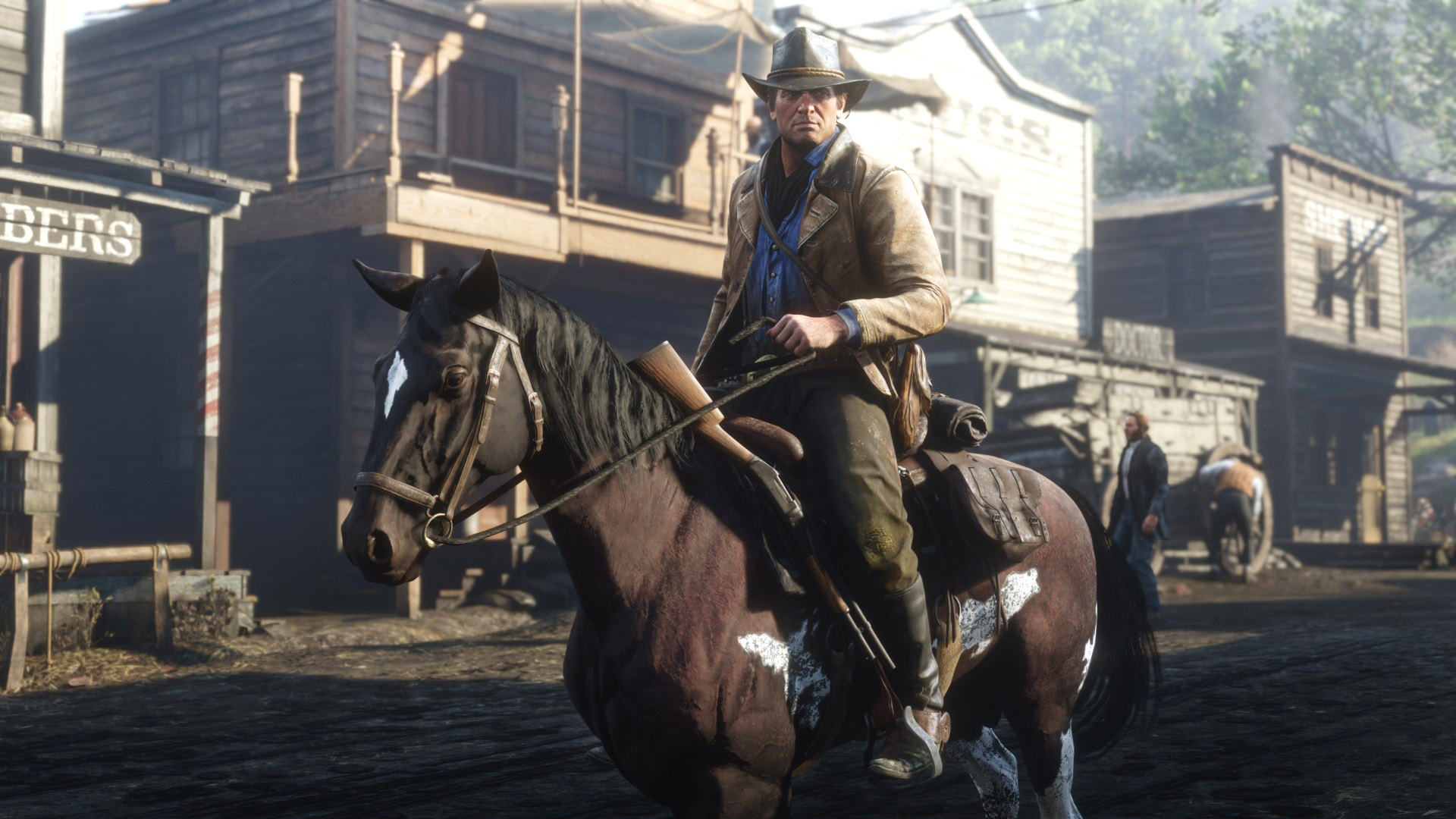 red dead redemption 2 recensione pc