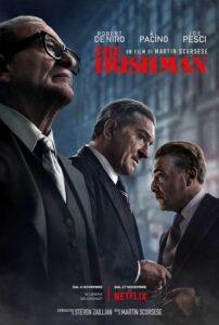 the irishman recensione