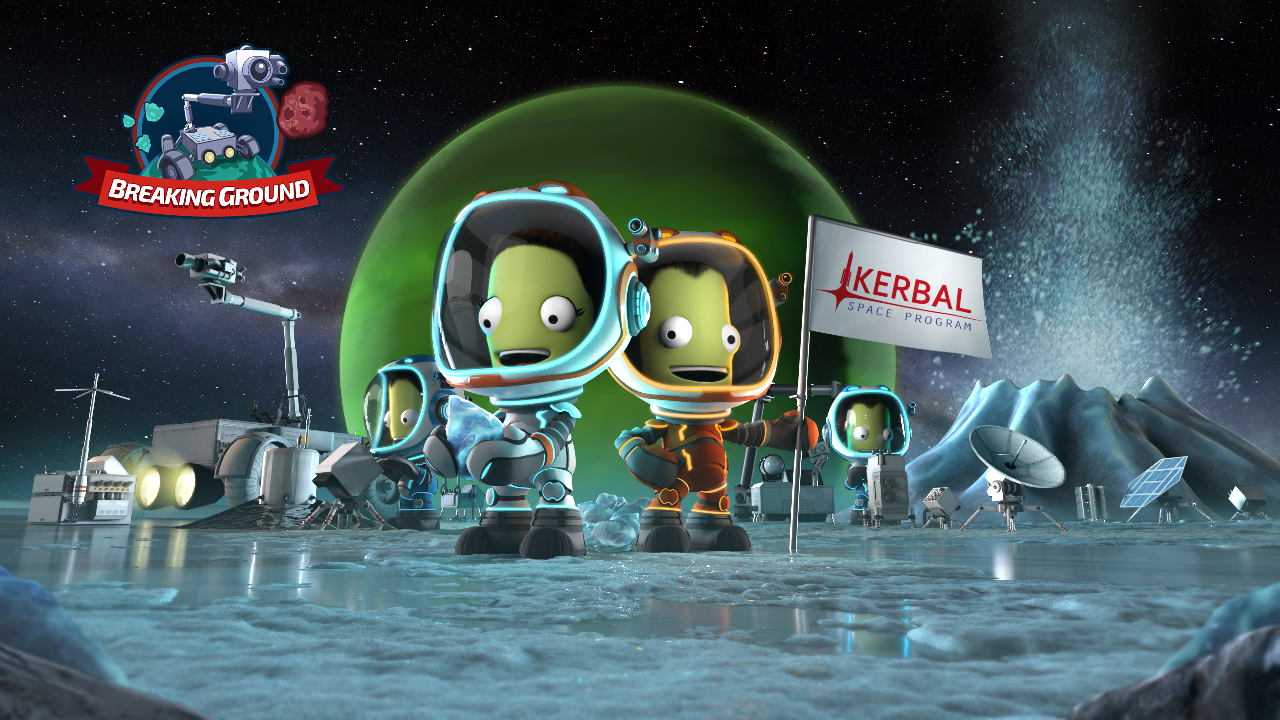 kerbal space program breaking ground disponibile