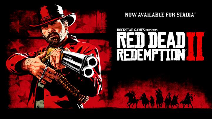 red dead redemption 2 google stadia
