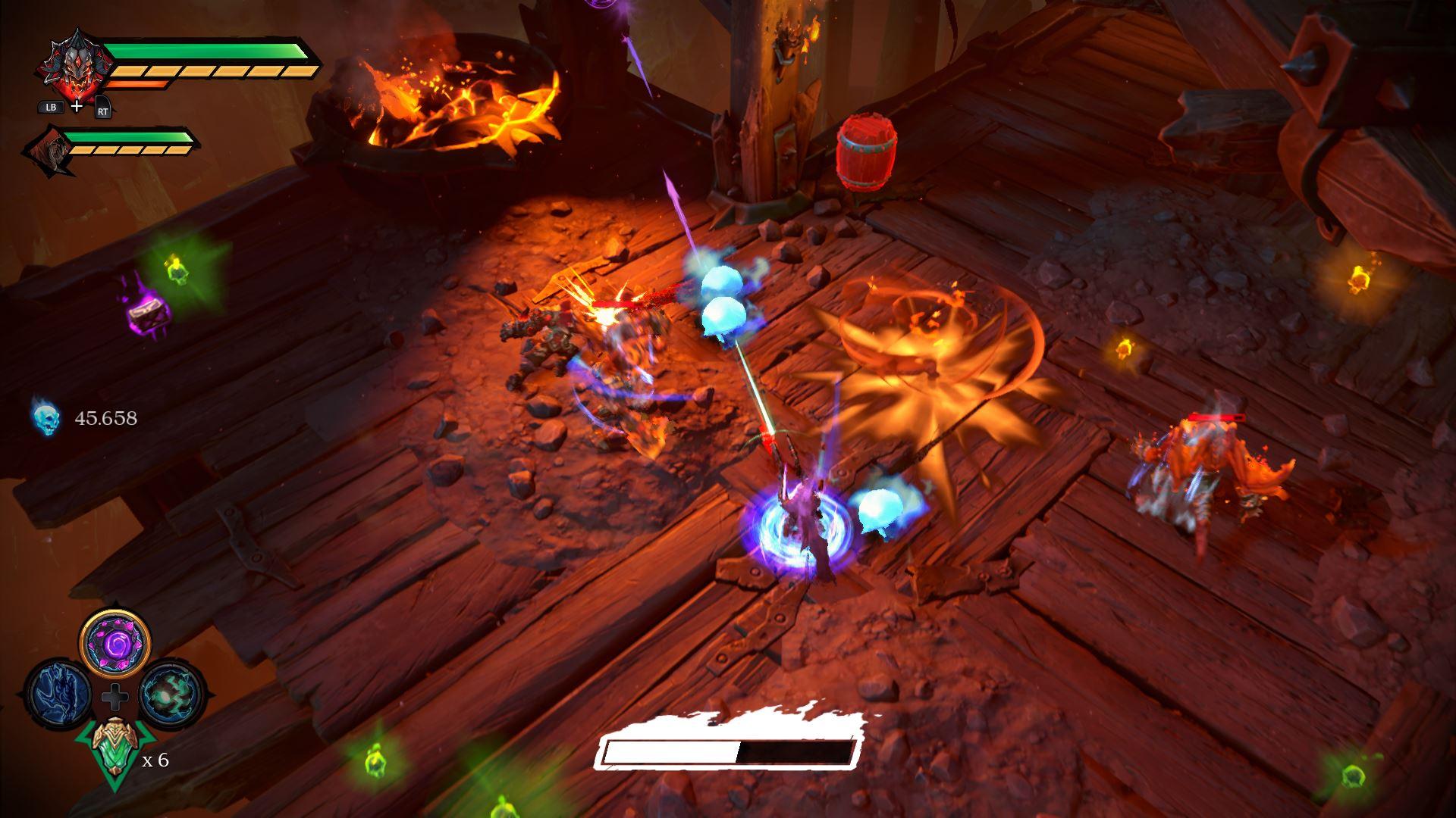 Darksiders Genesis Recensione Pc The Games Machine