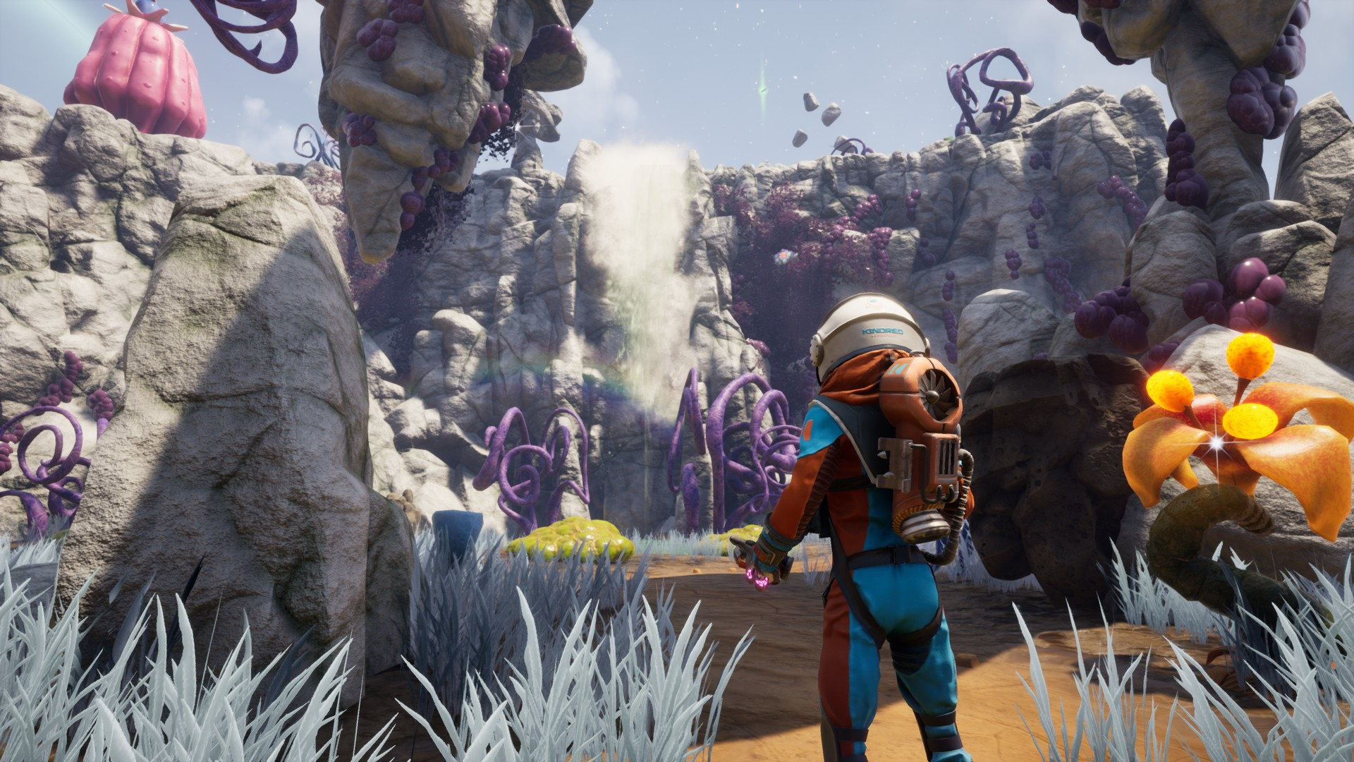 JOURNEY TO THE SAVAGE PLANET provato