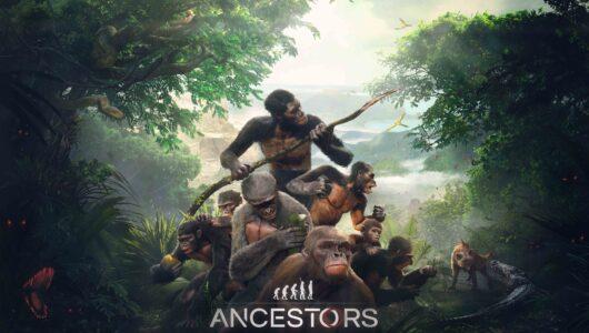 ancestors humankind odyssey ps4