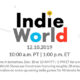 indie world 10 dicembre