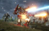 MechWarrior 5 Mercenaries trailer lancio