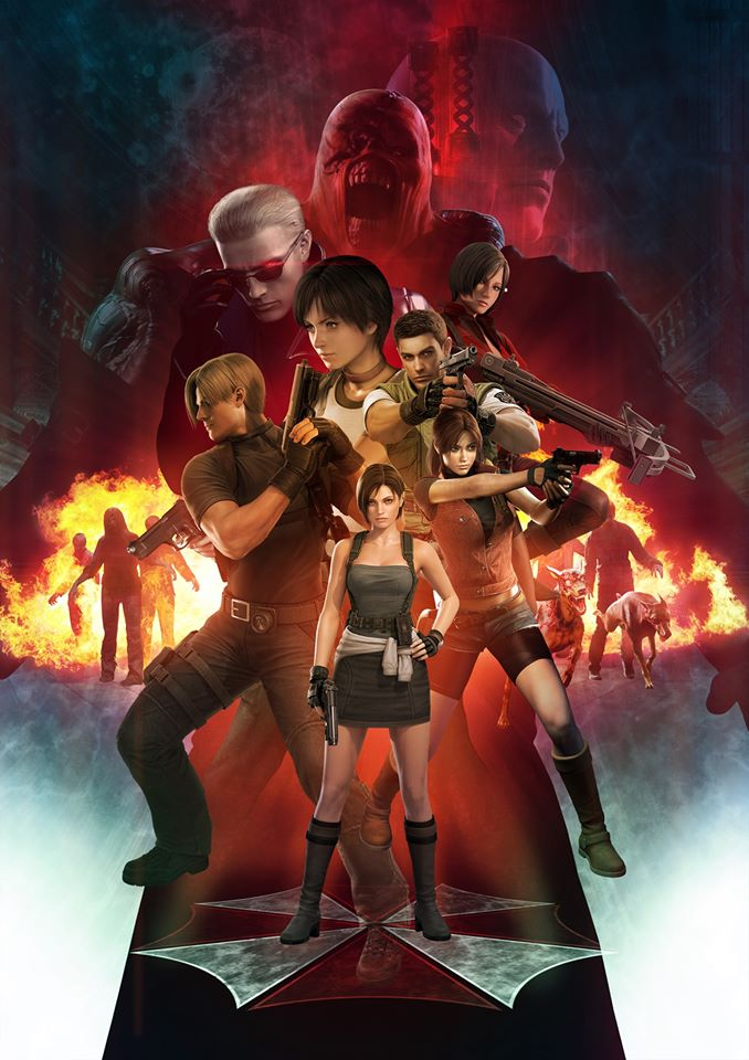 Resident Evil 3 Remake artwork