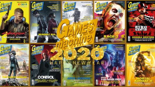 felice anno nuovo buon 2020 felice 2020 the games machine