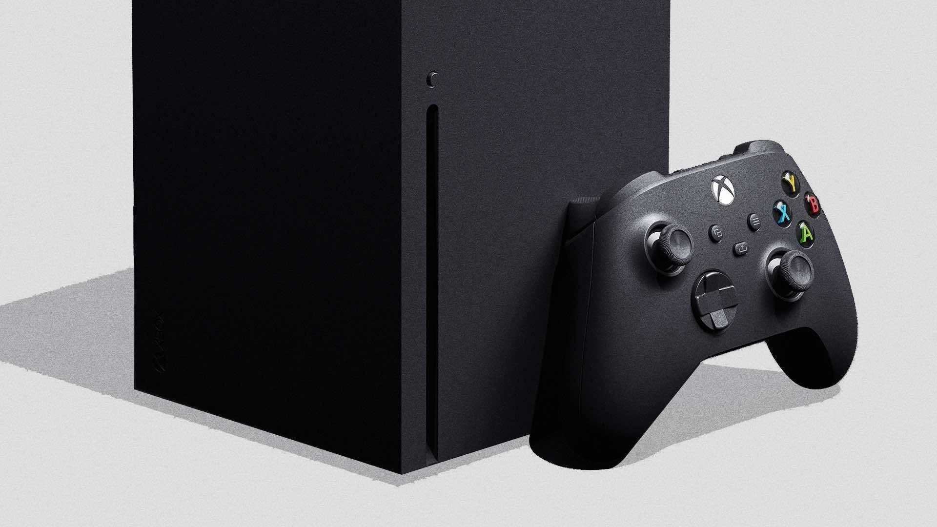 Xbox series x produzione