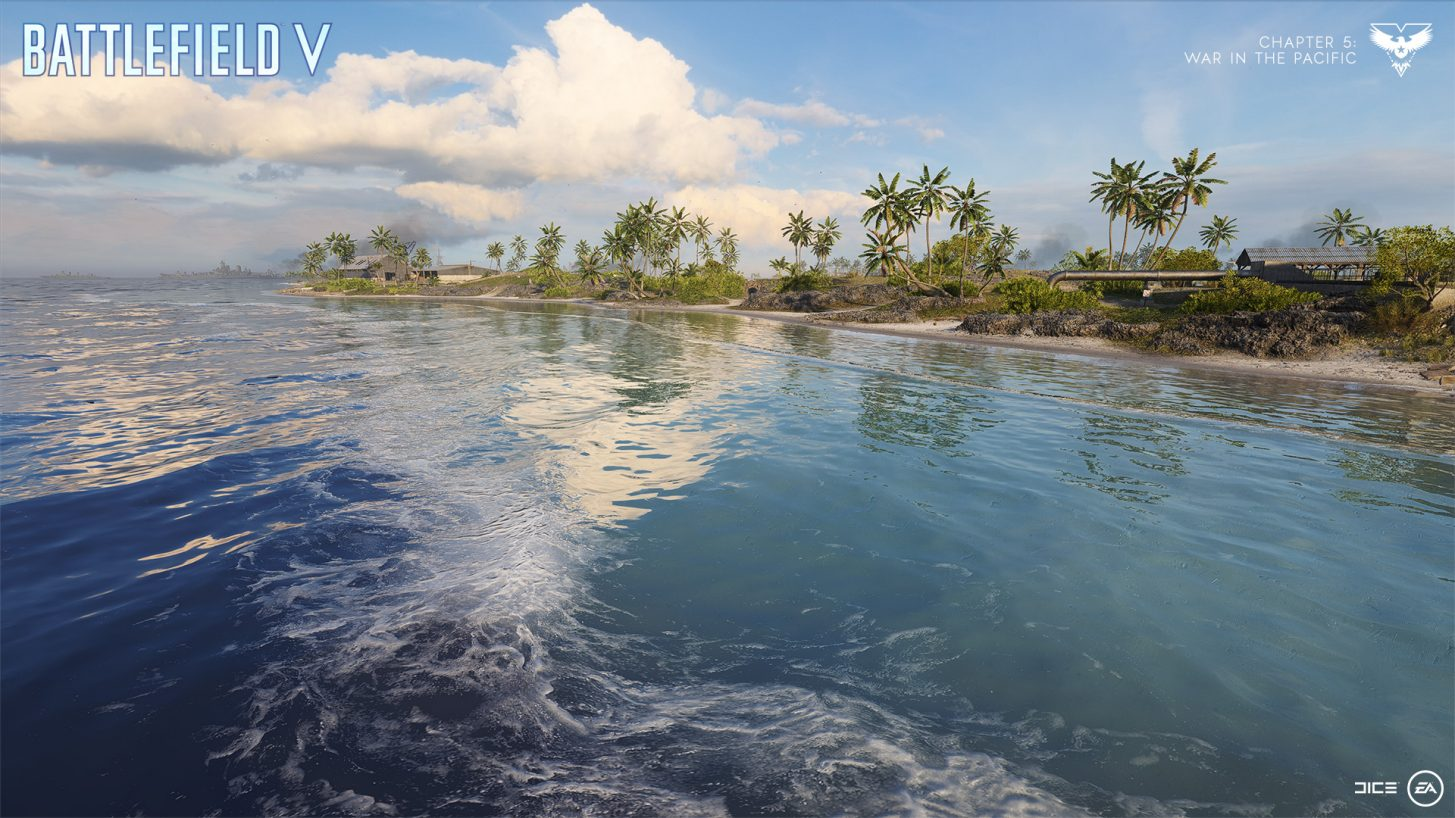 battlefield v wake island