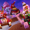 crash team racing gran premio invernale