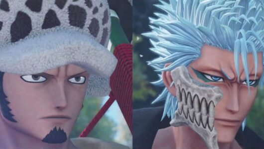 jump force grimmjow