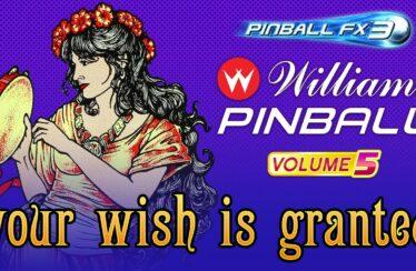 pinball fx 3 williams
