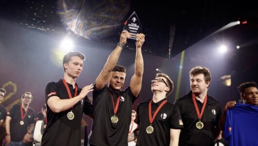 Super Smash Bros. Ultimate European Team Cup